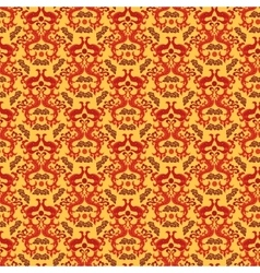 Chinese asian dragon style seamless pattern vector image vector image