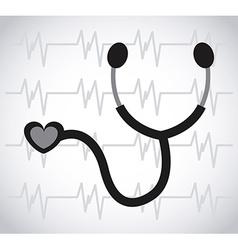 Cardiology concept vector