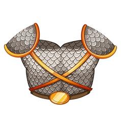 A vikings body shield vector