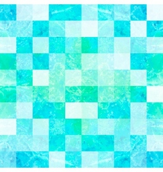 Seamless mosaic background vector