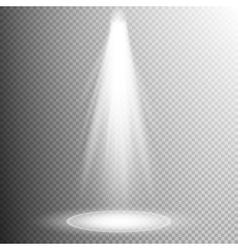 Light effect - spotlight eps 10 vector