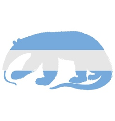 Anteater argentina vector