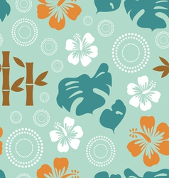 Exotic background vector image