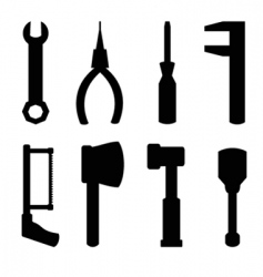 Simple tools vector