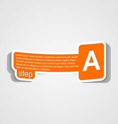 Paper key tag vector