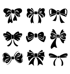 Set of bow vector