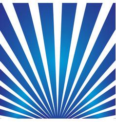 burst rays background vector image