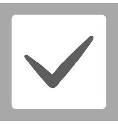 Valid icon vector