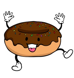 Donut character vector