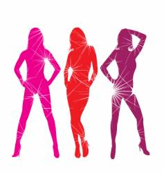Fashion photo shoot vector