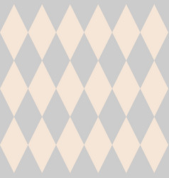 tile pattern with pink and grey background vector image