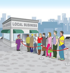 Localbusiness vector