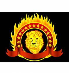 Lion logo vector