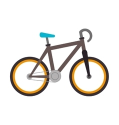 Bike bicycle ride vector
