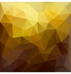 Colored poligonal abstract vector