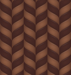 Abstract chocolate candys seamless background vector