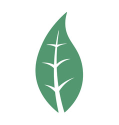 abstract earth symbol vector image vector image
