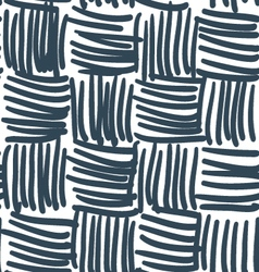 Pattern strokes and strips vector image
