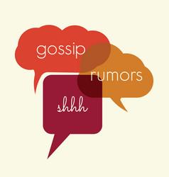 Gossip vector