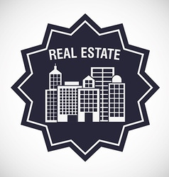 Real estate company vector