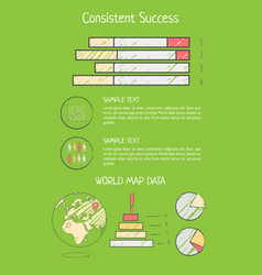 Consistent success analysis vector