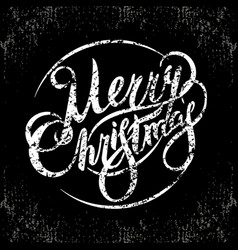 happy new year and merry christmas 2018 2 vector image