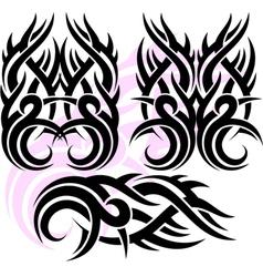 tattoos vector image