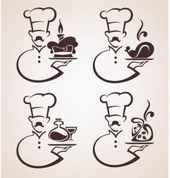 best food vector image