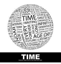 Time vector