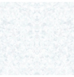 Light gray mosaic background vector image vector image