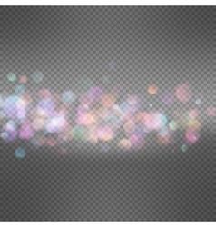 Blurry abstract bokeh eps 10 vector
