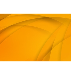 Abstract background yellow layered eps 10 007 vector