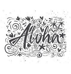 Aloha shirts to print vector