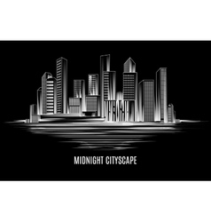 City building urban cityscape vector