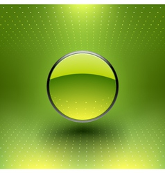 Abstract sphere design vector