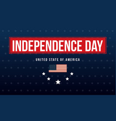 Background of independece day style vector