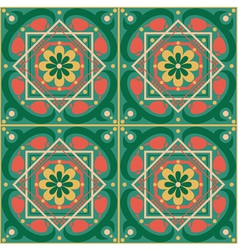 Islamic pattern 06 small vector image