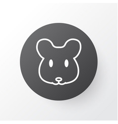 mouse icon symbol premium quality isolated rat vector image vector image