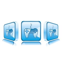Smart Phone Games vector image