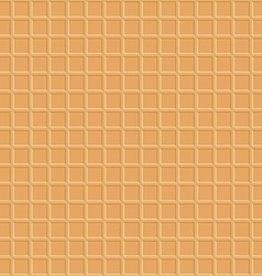 Waffle texture seamless vector