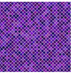 colored diagonal square pattern background - vector image