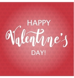Happy valentine s day hand drawing background with vector