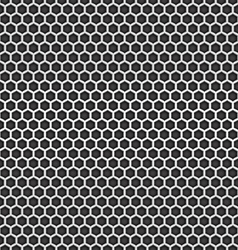 Chrome cell seamless background design template vector