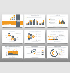 Elements for infographics on a white background vector