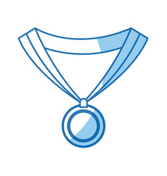 Medal award winner sport design graphic vector