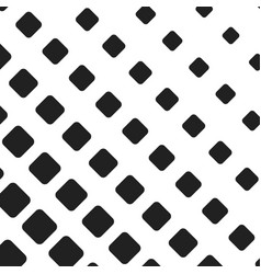 black square pattern template vector image vector image
