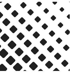Black square pattern template vector