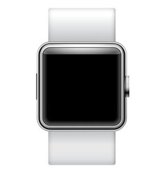 Smartwatch ilustration vector image vector image