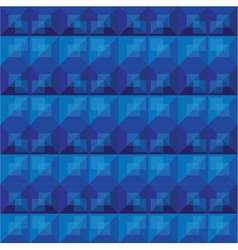 Abstract background royal blue pattern design vector