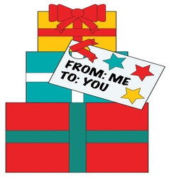 From Me To You vector image vector image